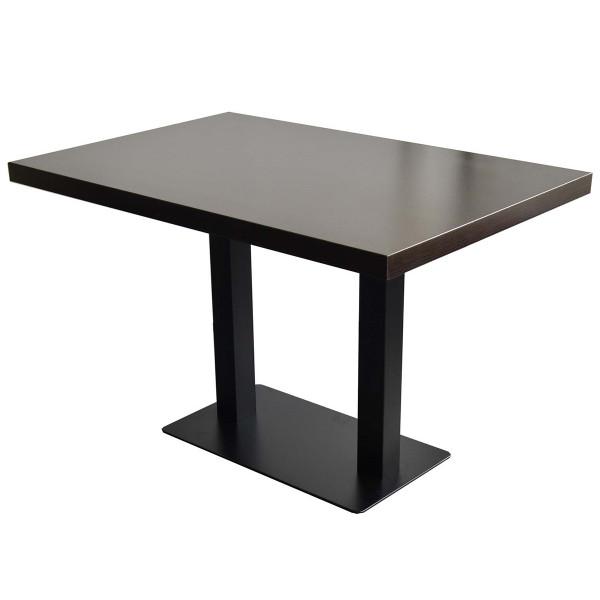 Tisch Milano 120x80cm Restauranttisch Bistrotisch Gastrotisch