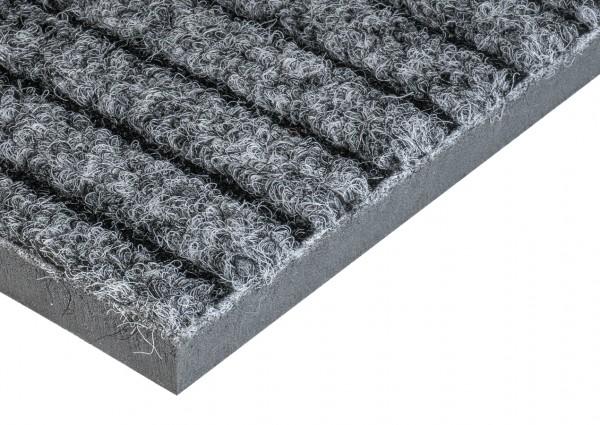 Fußmatten Eingangsmatte mit Oberfläche aus verottungsfesten PP-Fasern 50x100cm