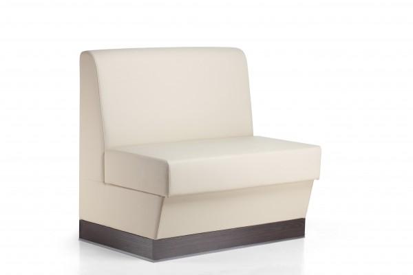 Sitzbank Florenz beige 120cm