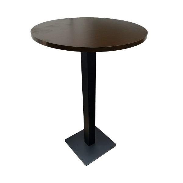 Bistro Stehtisch Rund 80cm Restauranttisch Bistrotisch Gastrotisch Tisch