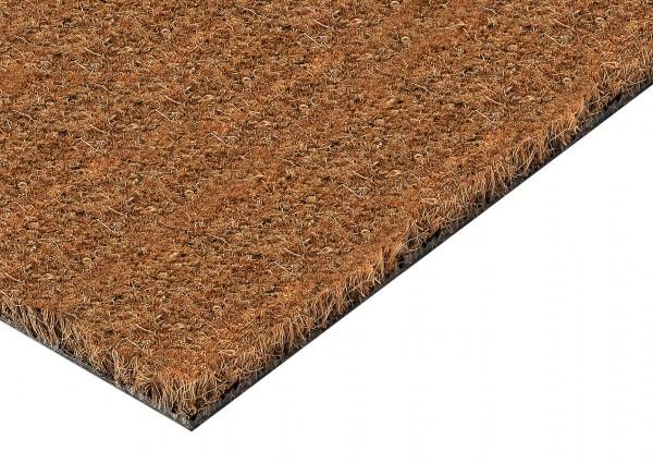 Fußmatten Eingangsmatte Kokosmatte aus dem natürlichen Material der Kokosfaser 40x60cm