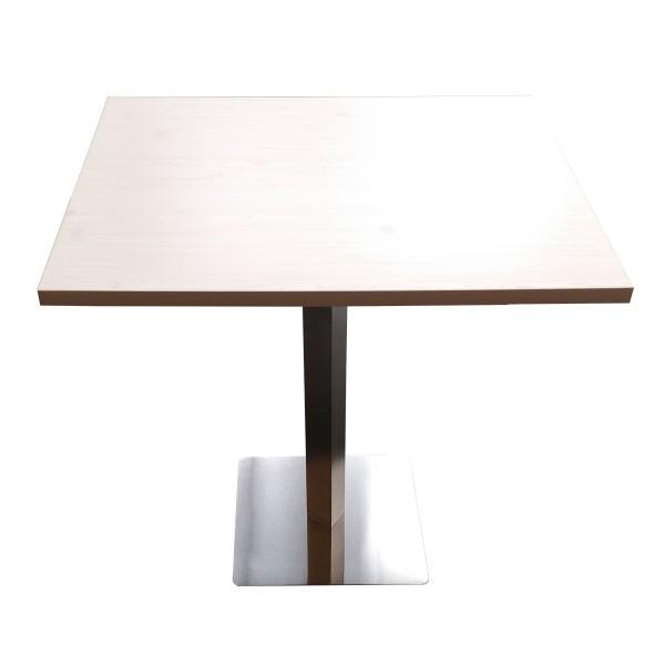 Bistro Restaurant Tisch Madrid 80x70cm