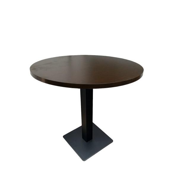 Tisch Milano Rund D80 Restauranttisch Bistrotisch Gastrotisch