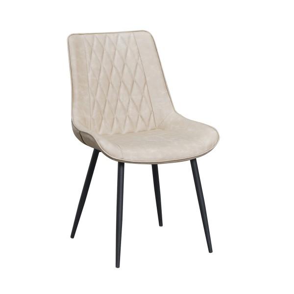 Stühle für Restaurant Silva beige Hotel Bistro Gastronomie