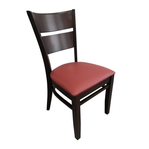 Gastro Stühle Grace rot Hotel Stuhl