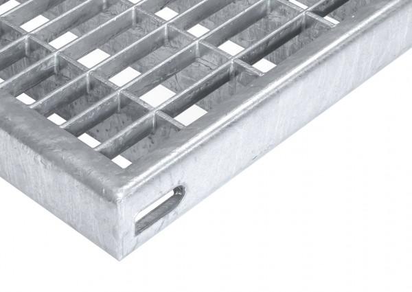 Fußmatten Eingangsmatten Gitterrost aus feuerverzinktem Stahl oder V2A-Edelstahl