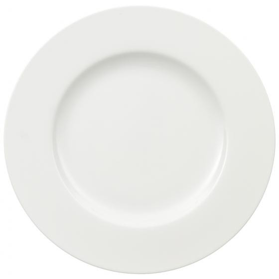 10 Madrid Speiseteller 25 cm mit breiten Rand