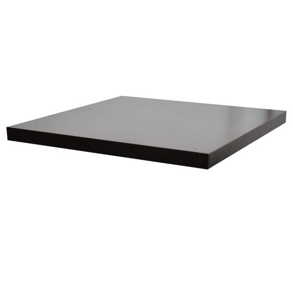 Milano 80x80x5cm Tischplatte Kratzfeste Mit ABS Schutzkante