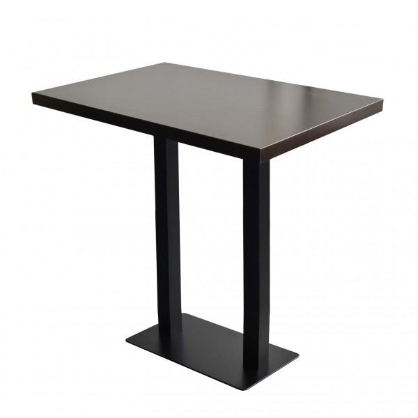 Stehtisch Milano 120x70cm Restauranttisch Bistrotisch Gastrotisch Tisch