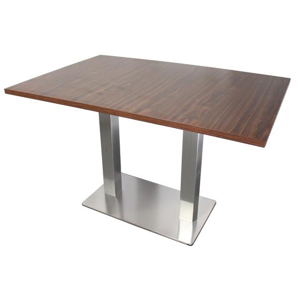 Bistro Tisch Florenz 100x80cm